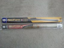NEW - NeoForm wiper blades 19 and 24 inches in Warner Robins, Georgia