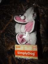 Pink Pet Booties in Lawton, Oklahoma