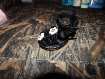 Black Sandals Pet shoes in Lawton, Oklahoma