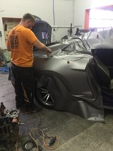 SPerformance Vinyl Wrapping in Ramstein, Germany