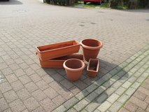 planters in Ramstein, Germany