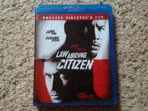 Law Abiding Citizen BluRay in Camp Lejeune, North Carolina