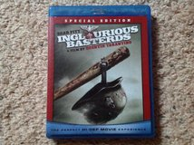 Inglourious Bastards BluRay in Camp Lejeune, North Carolina