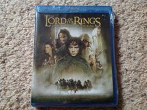 Lord of the Rings BluRay in Camp Lejeune, North Carolina