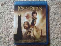 Lord of the Rings II BluRay in Camp Lejeune, North Carolina
