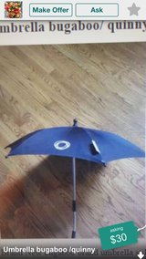 Umbrella bugaboo , Quincy  brand new in Lockport, Illinois