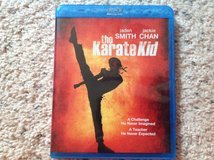 The Karate Kid BluRay in Camp Lejeune, North Carolina