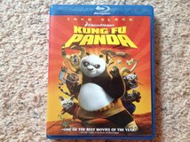 Kung Fu Panda BluRay in Camp Lejeune, North Carolina