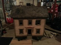 Civil War era Doll House in Naperville, Illinois