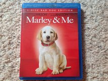 Marley and Me BluRay Bundle in Camp Lejeune, North Carolina