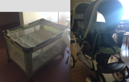 Graco Double Stroller in Fort Drum, New York