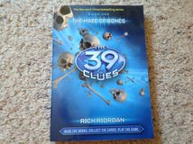 The 39 Clues Bones Book in Camp Lejeune, North Carolina