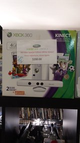 Arctic white, collected kinect 360 slim in Fort Riley, Kansas