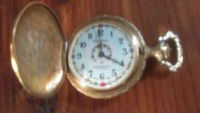 Fisherman Pocket Watch SWISS Made in Houston, Texas