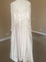 Wedding dress size 16 in Byron, Georgia