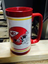 Vintage Kansas City Chiefs mug in Houston, Texas