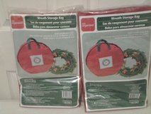 Wreath Storage Bag (1 available) in Eglin AFB, Florida