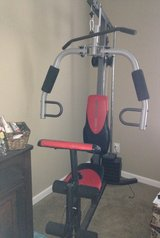Weider 2980 214 lb home gym(motivated to sale) in Fort Benning, Georgia