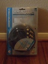 CLEARANCE ***BRAND NEW***Monster Cable Audio Interconnect*** in Houston, Texas
