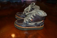 Baby Toddler Boys Carters Hiking Boots Shoes sz 7 in Camp Lejeune, North Carolina