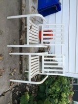 patio/outdoor chairs in Bolingbrook, Illinois