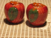 Vintage Franciscan Apple Salt and Pepper Shakers in Houston, Texas