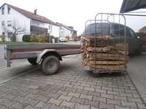 Surplus of Seasoned Firewood in Stuttgart, GE