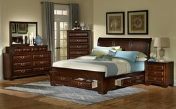 UF - Candy King Size Bedroom Set - Brand New! in Wiesbaden, GE