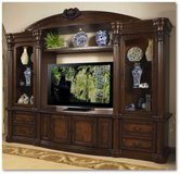UF - Empire Entertainment Wall Unit - BRAND NEW! in Wiesbaden, GE