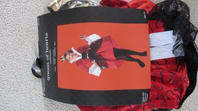 NEW Queen of Hearts Costume in Bolingbrook, Illinois