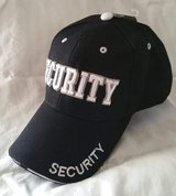 SECURITY HAT! NWT in Columbus, Georgia