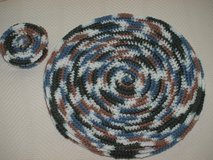 Crocheted Placemats & Coasters in Beaufort, South Carolina