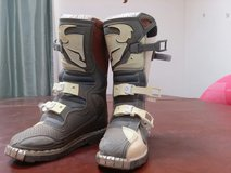 Dirt Bike Boots Thor Size 4 in Alamogordo, New Mexico