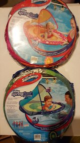 NEW Girl swimways pool float w canopy in Lockport, Illinois