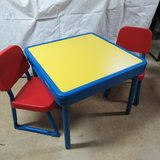 Childrens table and chairs in Tinley Park, Illinois