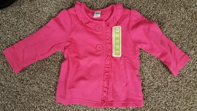 NEW girls sweater 9 mo in Plainfield, Illinois