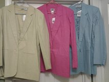 NEW- Women Jackets in Eglin AFB, Florida