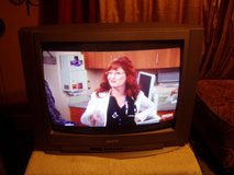 "SANYO 25"" Color TV with Remote in Fort Campbell, Kentucky"