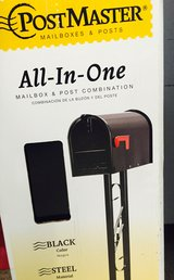All in one brand new mailbox in Biloxi, Mississippi