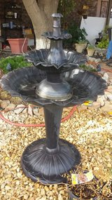 3 Tier Fountain in Alamogordo, New Mexico