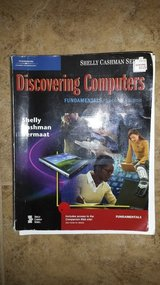 Discovering Computers, Second Edition in Kingwood, Texas