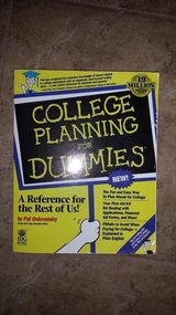 College Planning for Dummies in Kingwood, Texas