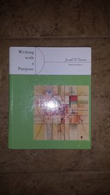 Writing with a Purpose 13th Edition, Hardback in Kingwood, Texas
