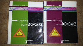 Exploring MacroEconomics and Exploring MicroEconomics, 3rd Edition in Kingwood, Texas