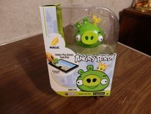 Brand New Apptivity Angry Bird King Pig  works with you IPad in Aurora, Illinois