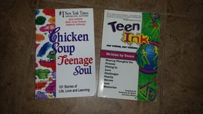 Chicken Soup for the Teenage Soul and Teen Ink in Kingwood, Texas