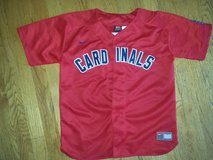 ST LOUIS CARDINALS JERSEY in Plainfield, Illinois