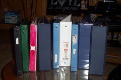 3 ring binders in Conroe, Texas