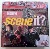 Marvel Trivia Deluxe Edition Scene it ? dvd game in Ramstein, Germany