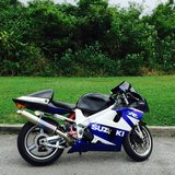 1999 Suzuki TLR1000 in Okinawa, Japan